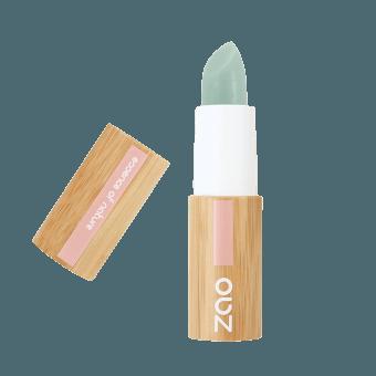 Exfoliante labios zao elimina células muertas regenera nutre y alisa